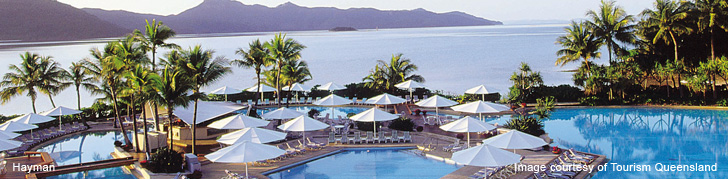 Hayman Island Resort Accommodation
