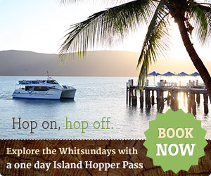 Whitsunday Island Hopper Pass