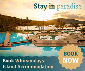 Book Whitsunday Island Accommodation