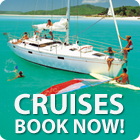 Book Whitsundays Boat and Sailing Cruises Online Now