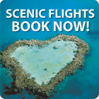 Book Whitsundays Scenic Flights Online Now