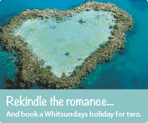 Romantic Getaways & Honeymoon Accommodation - Whitsundays