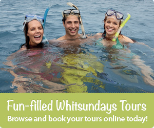 Tours in Whitsundays
