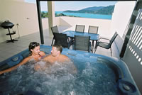 Airlie Beach apartments at Portside Resort