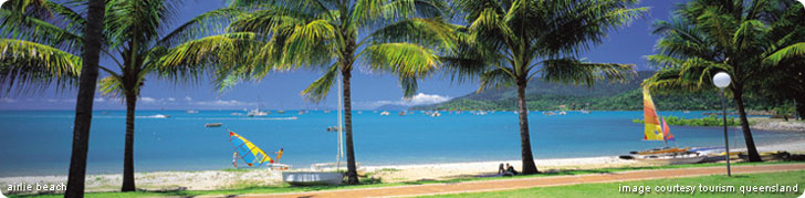 Airlie Beach - Travel Article