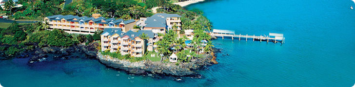 Coral Sea Resort, Airlie Beach Accommodation