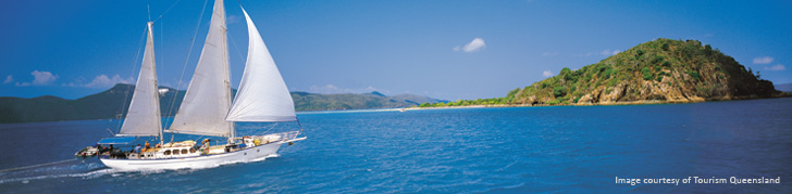 Sightseeing Day Tours - Whitsundays Australia