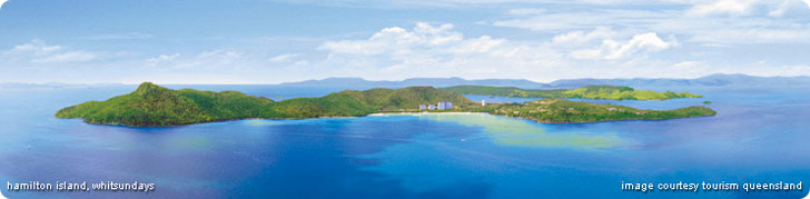 Hamilton Island Beach Club Resort Accommodation