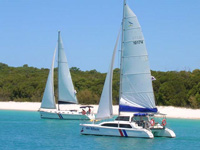 boat charter in whitsundays