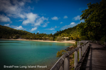 Long Island Resort Whitsundays