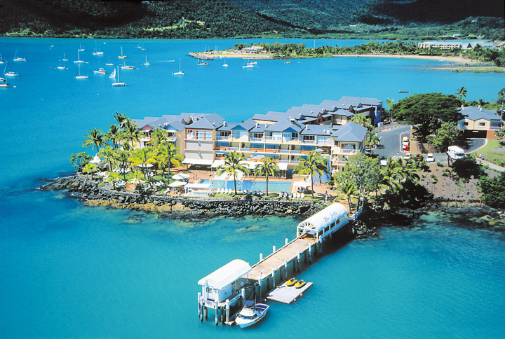 Coral Seas Resort Airlie Beach Picture Tour