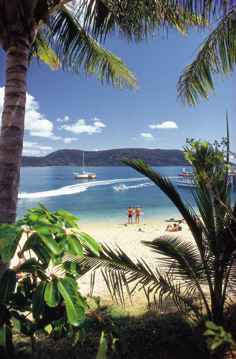 Daydream Island - Picture Tour