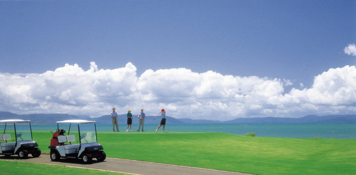Golf at Laguna Quays Resort - Picture Tour