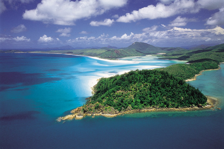 Hill Inlet, Whitehaven - Picture Tour