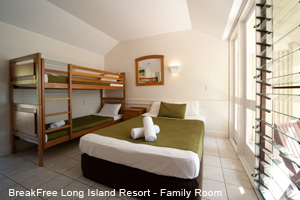 Long Island Resort Family Accommodation