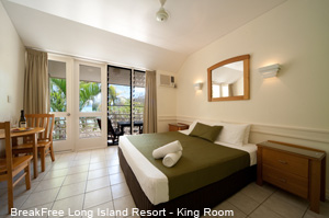 King Room Accommodation