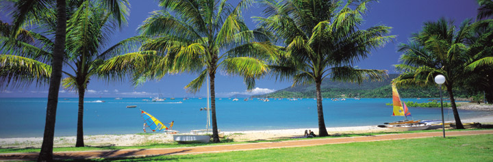 View to Mandalay Point, Airlie Beach - Picture Tour