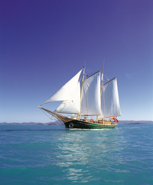 Charter Boats - Windjammer - Picture Tour